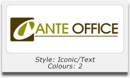 Logo Design Portfolio - Ante Office