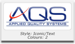 Logo Design Portfolio -Applied Quality System