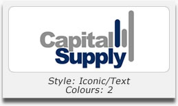 Logo Design Portfolio - Capital Supply Pte Ltd