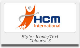 Logo Design Portfolio - HCM International