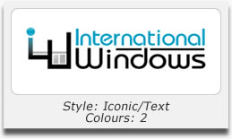 Logo Design Portfolio -International Window