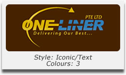 Logo Design Portfolio -One Liner Pte Ltd
