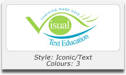 Logo Design Portfolio -Visual Text Education